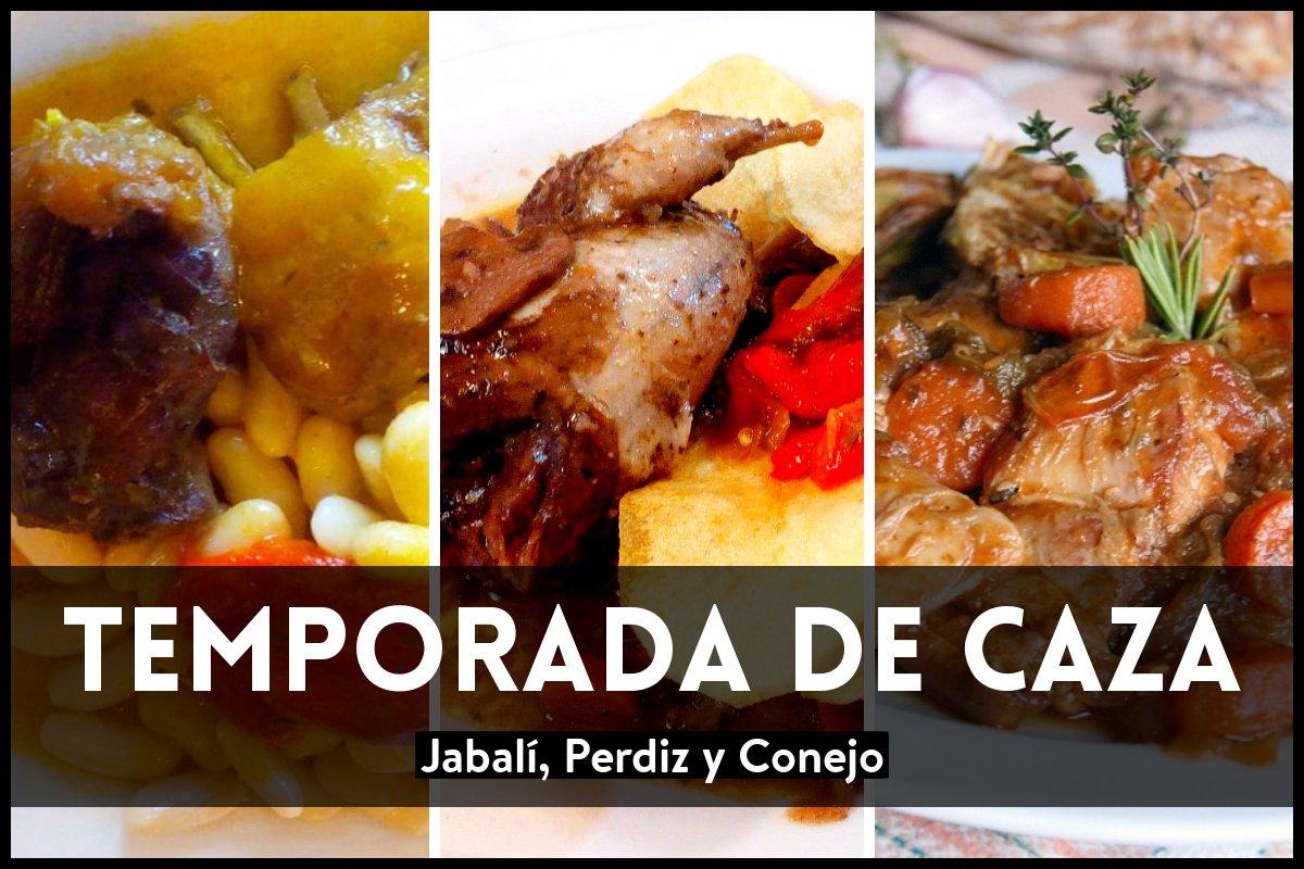 ¿Dónde comer caza en Galicia?